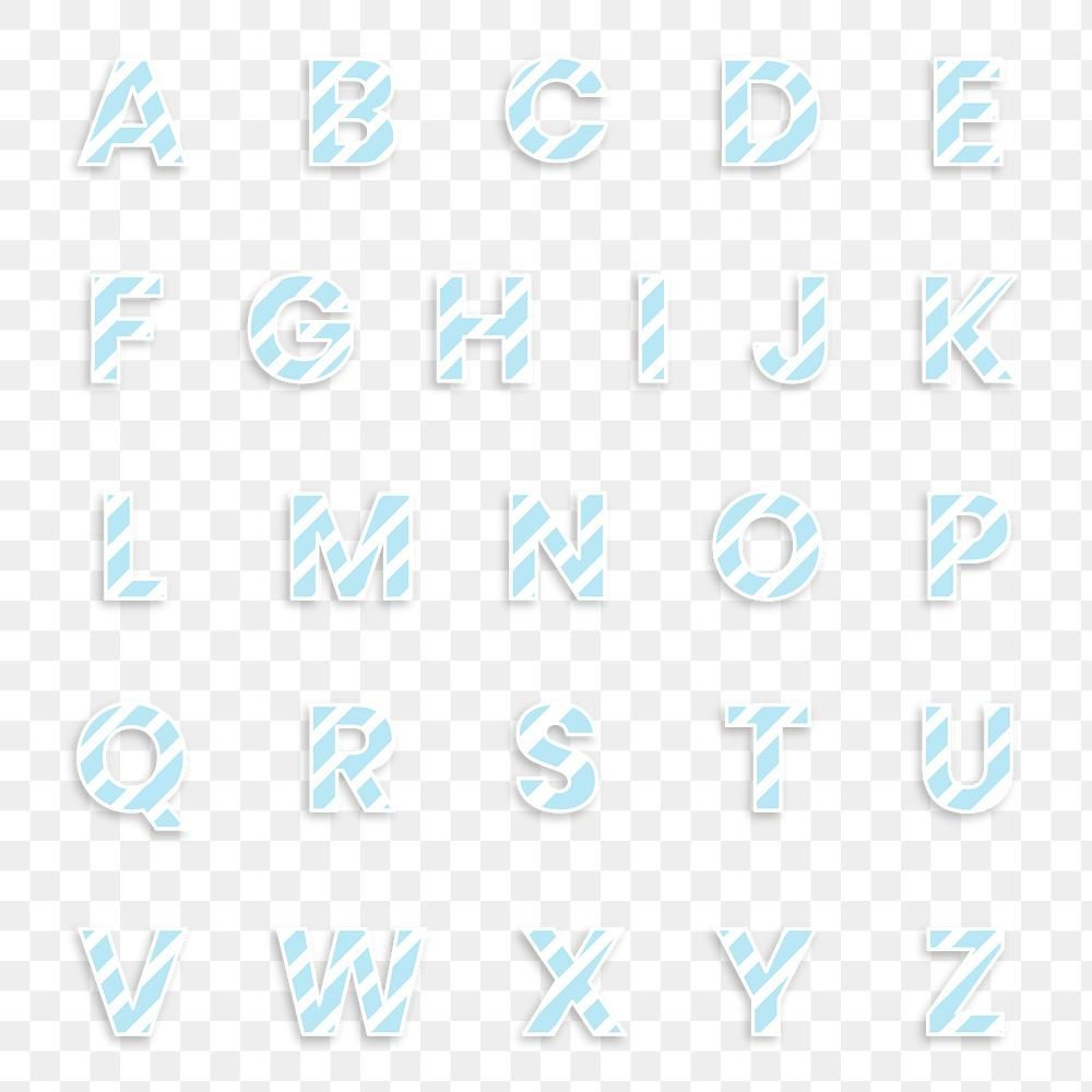 Png Abc Letter Set Typography Free Image By Rawpixel Com Mind Abc Letters Letter Set Typography