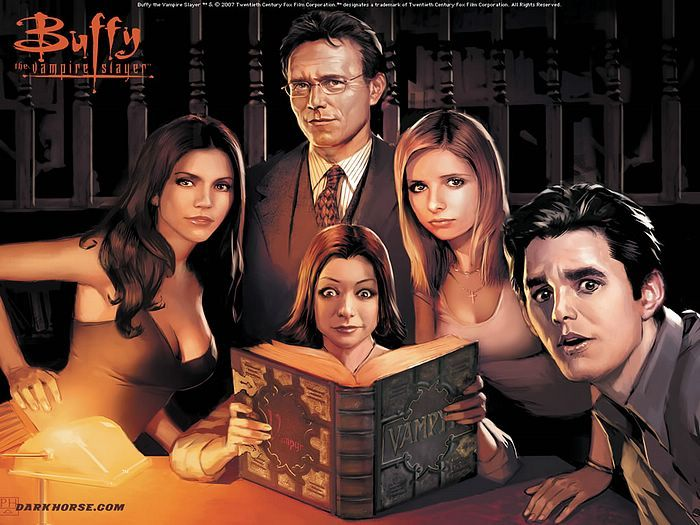 Jo Chen Buffy The Vampire Slayer Comics Covers Wallpapers Cover Buffy The Vampire Slayer Buffy The Vampire Vampire Slayer