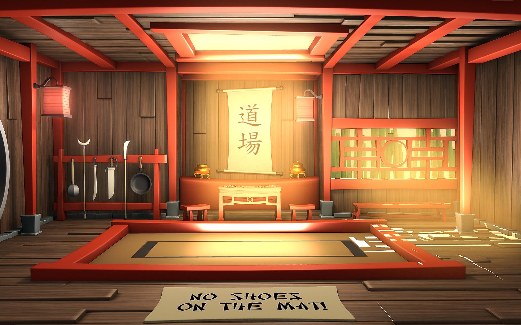 Cartoon Kung Fu Hall By Hayden Zammit Deviantart Com On