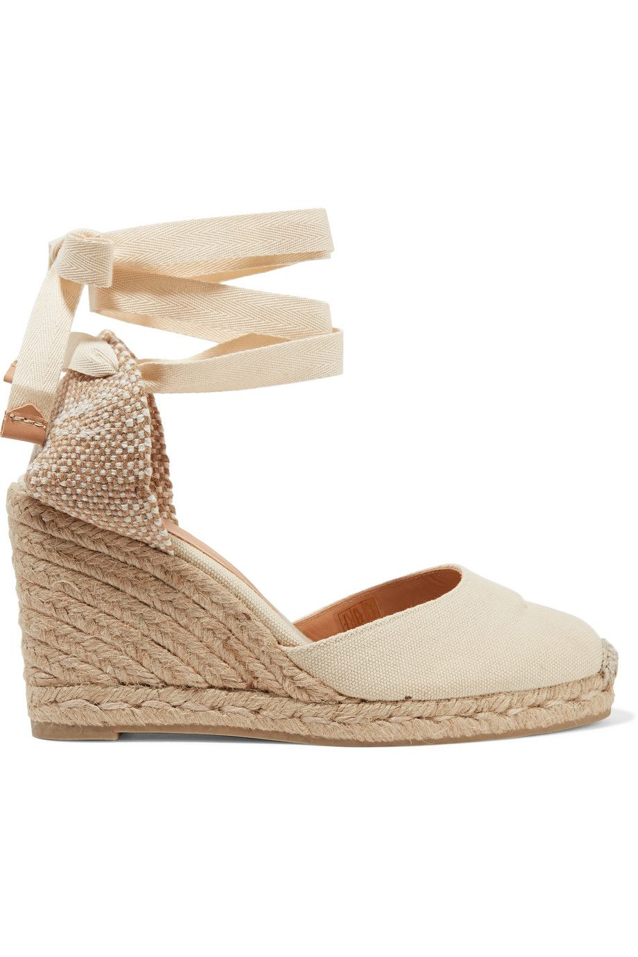8be1491094e Carina canvas wedge espadrilles 2 Pairs | Fashion - For E and N | S ...