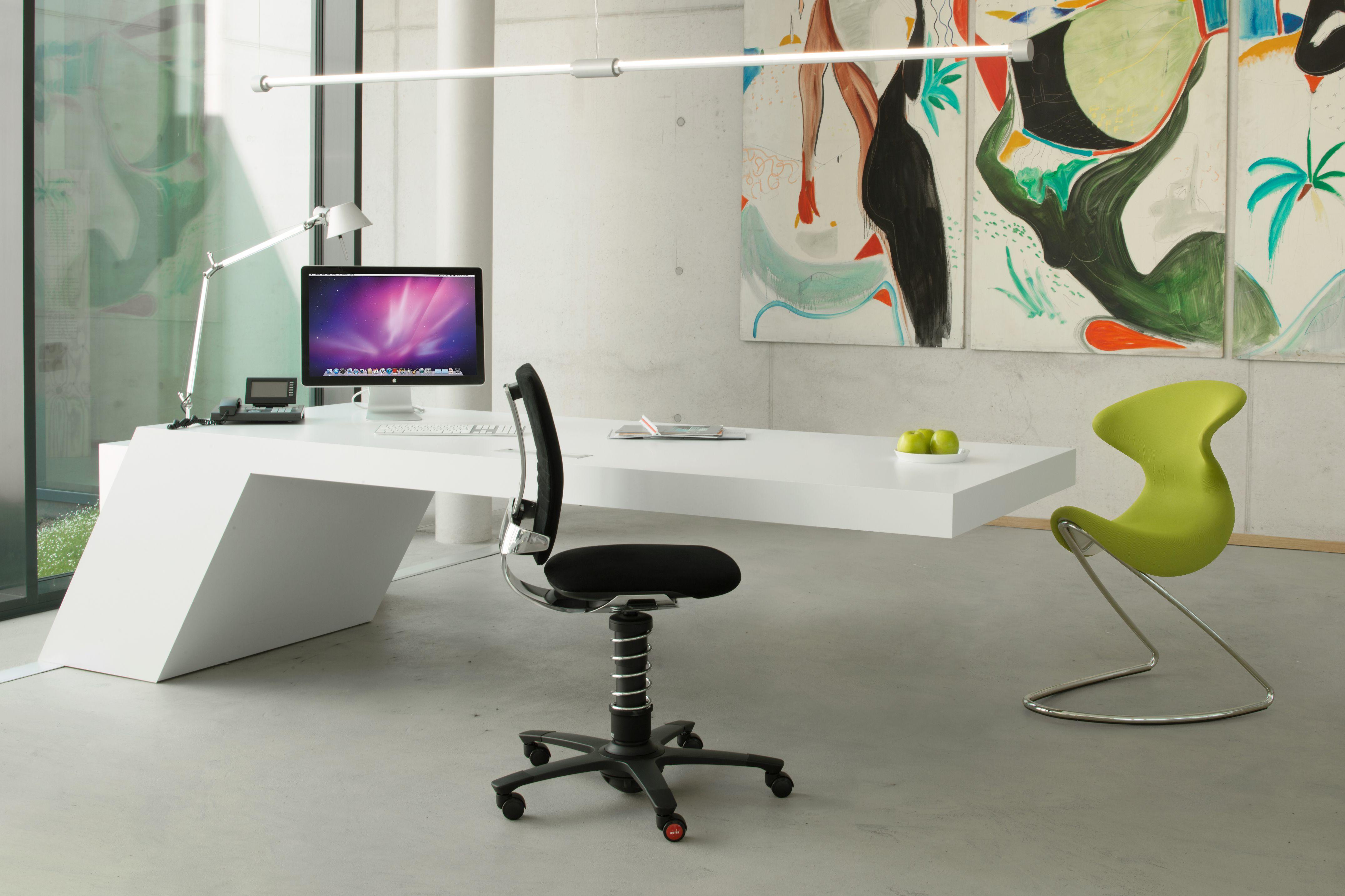 Pin von aeris GmbH auf Office Inspirationen | Office desk ...