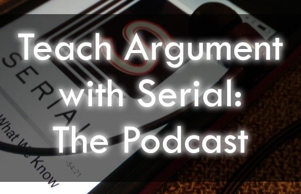 serial podcast essay