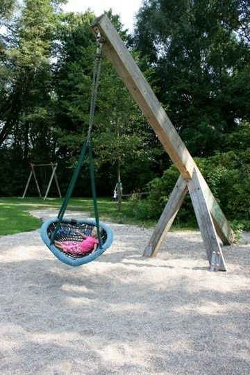 Creative Swing Craig Lopez Rock Candy Backyard Playground