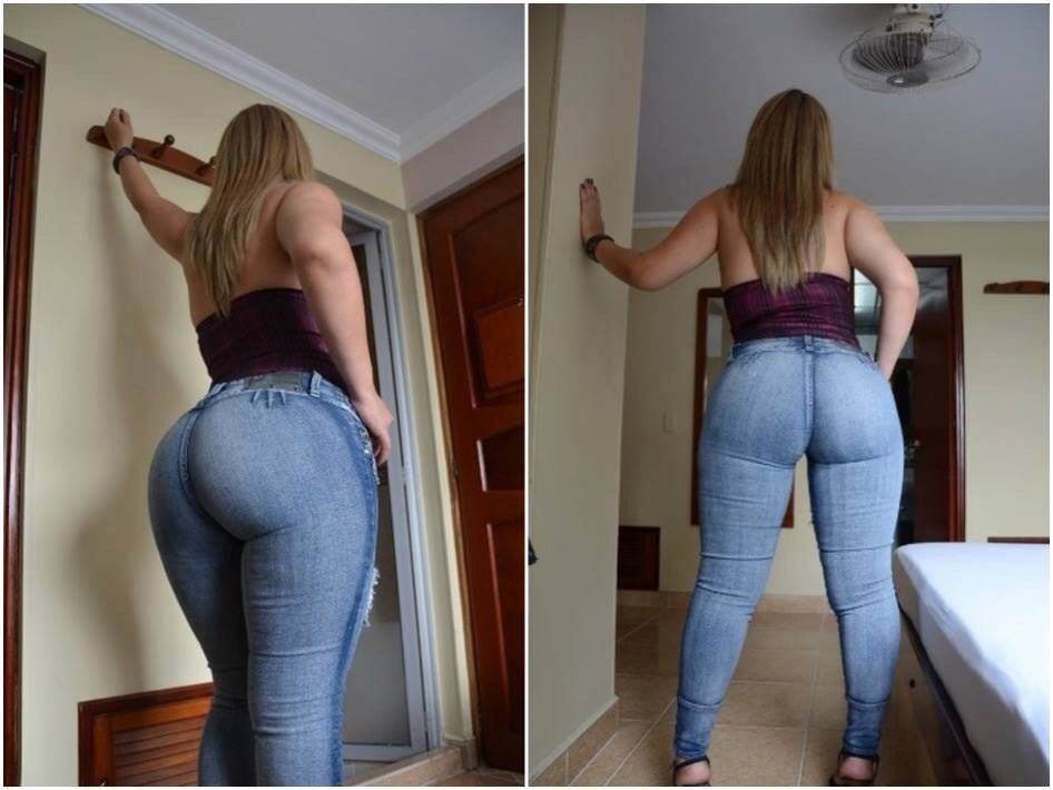 Fart in jeans fetish