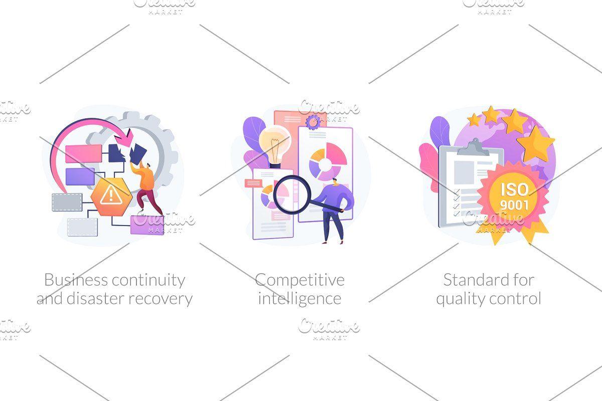 Business development vector concept in 2020 Business