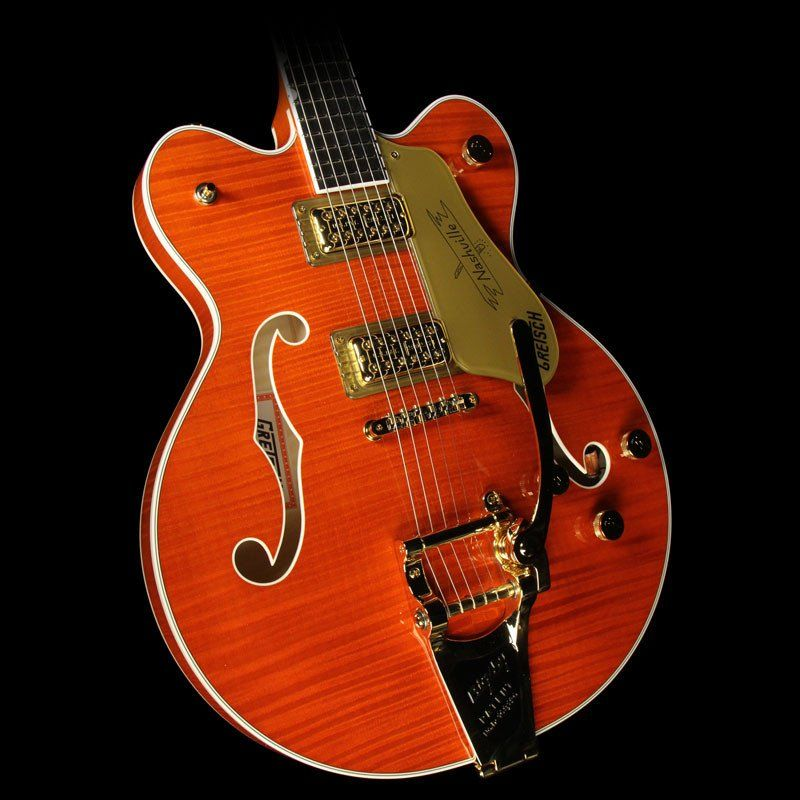 Gretsch G6620TFM Players Edition Nashville Electric Guitar