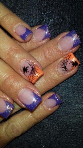 Halloween Nails, Nail Art