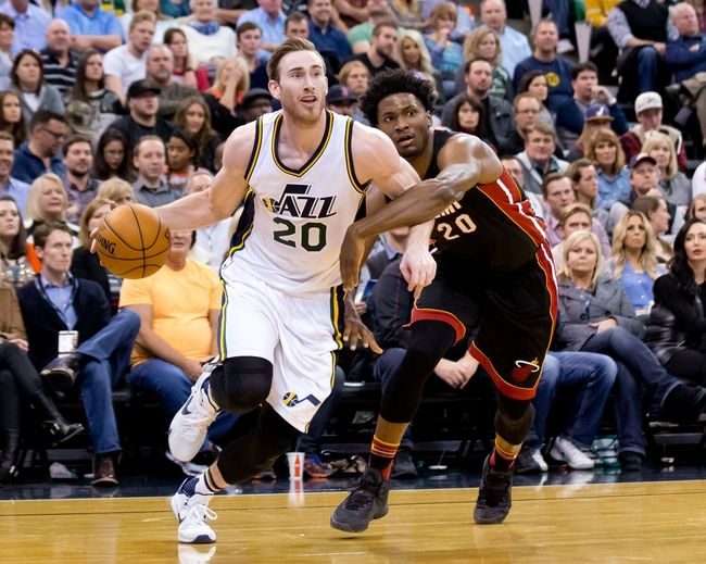 Miami Heat Vs Utah Jazz 11 12 16 Nba Pick Odds And Prediction College Football Picks Football Picks Utah Jazz