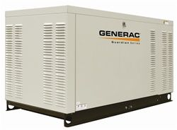T03015 Generac Generator 30kw 1 Or 3 Ph 1 5l 3600rpm Standby Generators Generator House Power Generator