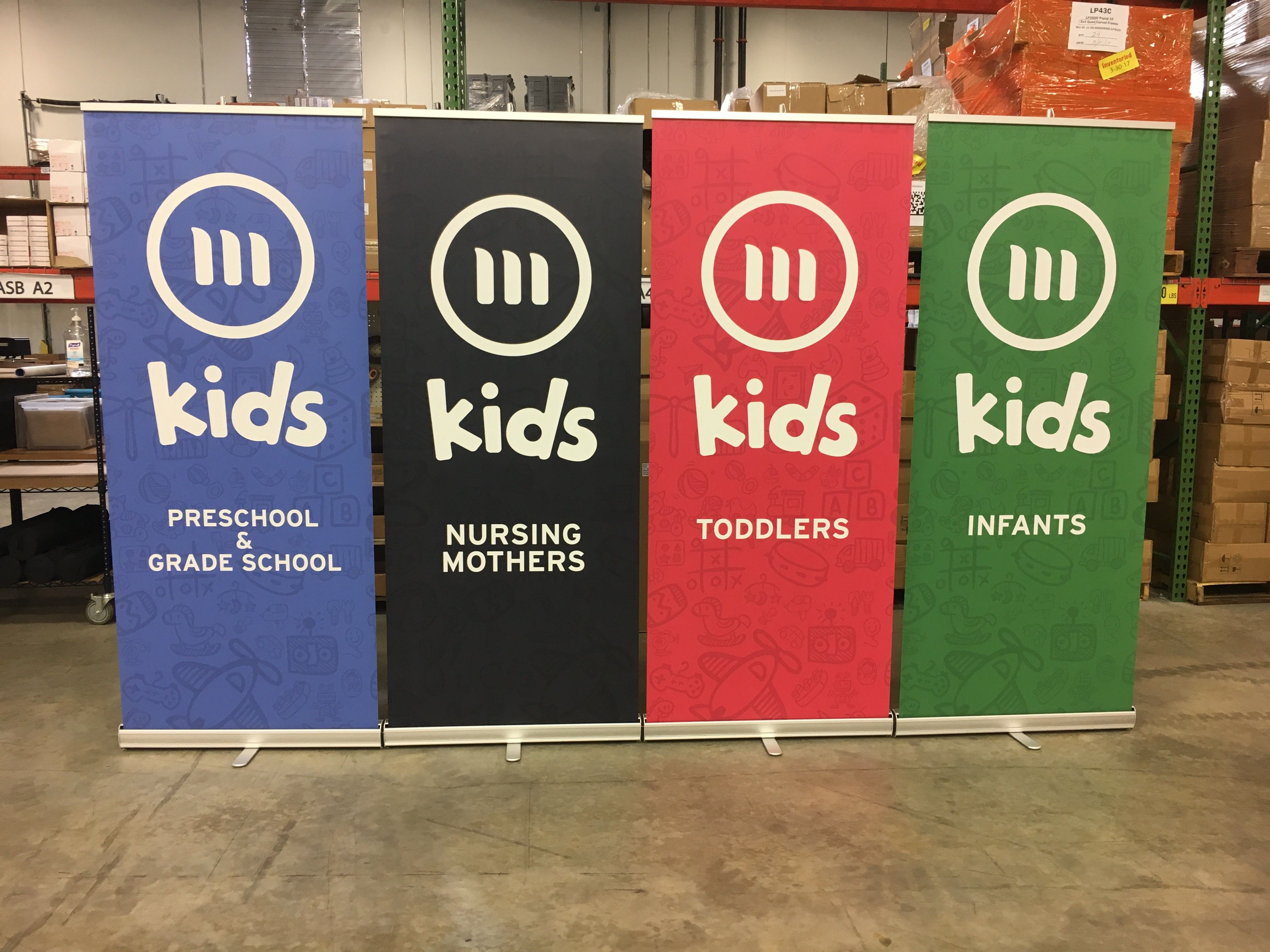 premium standup banner childrens ministry pinterest