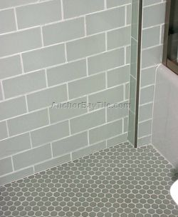 Bathroom Glass Subway Tile gray subway tile bathroom - google search | bathroom | pinterest