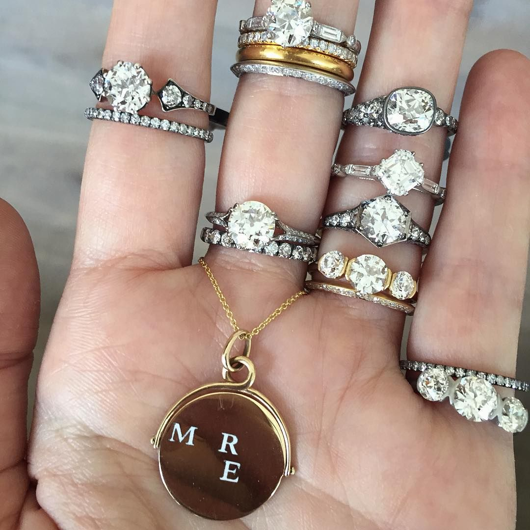 """Ask """"will you marry me"""" with our proposal pendant.. 👆🏻 and"""