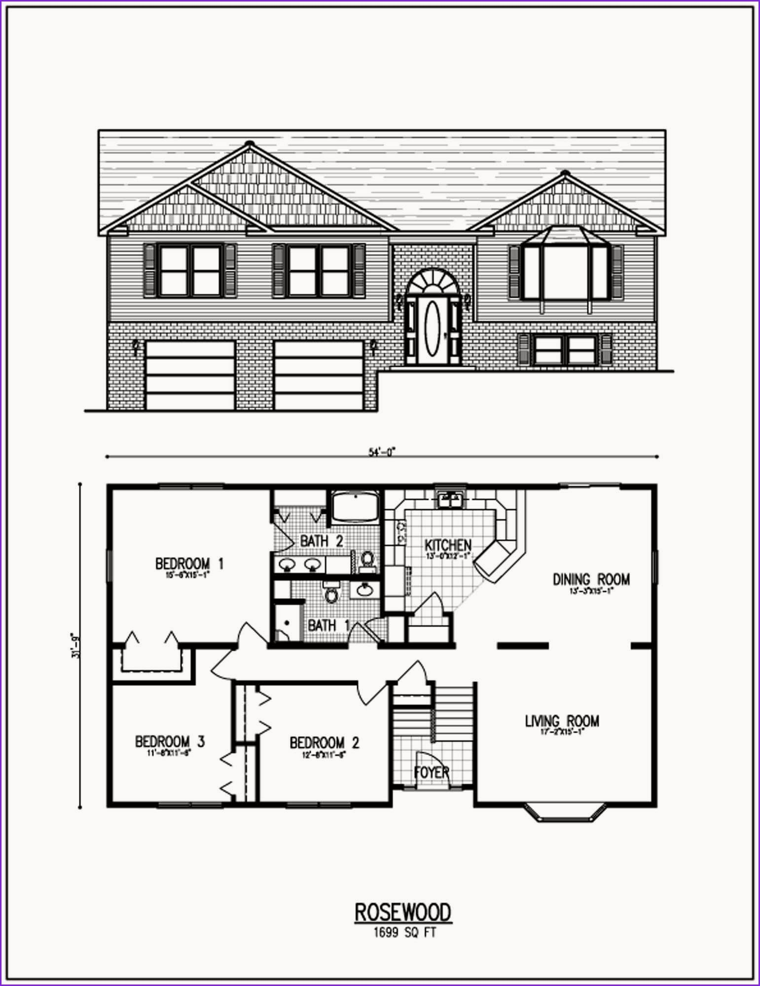Awesome Elevated Home Plans Ranch House Plans Ranch Style House Plans Floor Plans Ranch