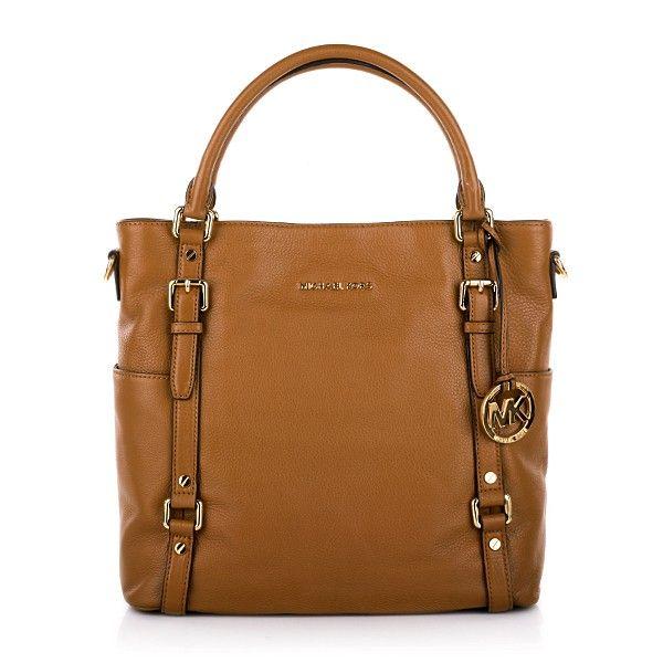 Bedford LG NS Tote Leather Luggage Brown | Leder, Taschen