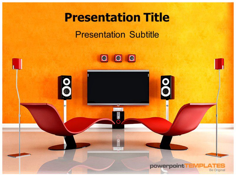 #Furniture #Templates http://www.templatesforpowerpoint.com/Download-powerpoint-templates/Home-Theatre/5611.html