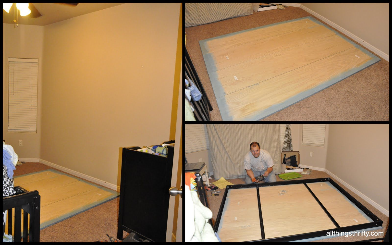 A Wilding Wall Bed DIY Kit. Murphy bed ikea, Murphy bed