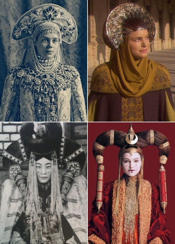 padme amidala costumes - Google Search                                                                                                                                                                                 Plus
