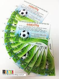 Resultado de imagem para convites de futebol para imprimir