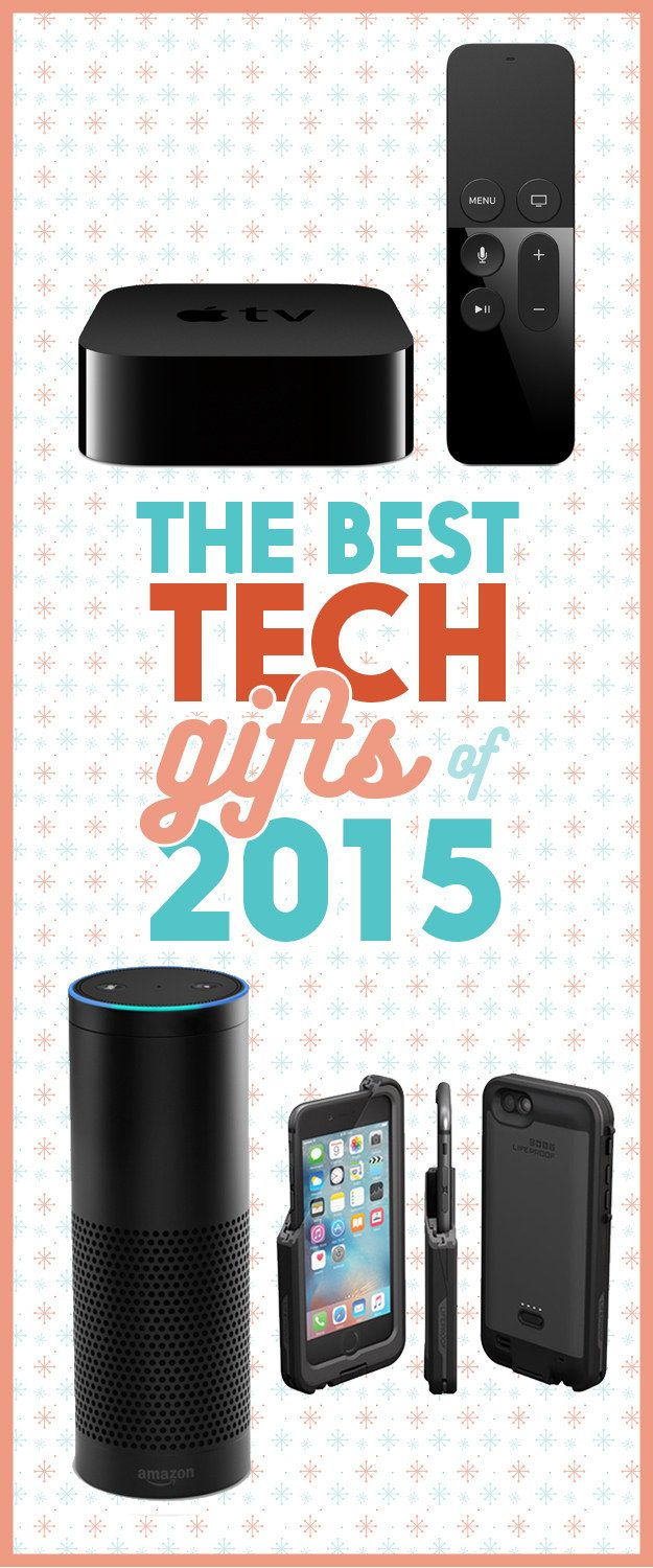 19 Of The Best Tech Gifts You Can Give This Year With Images Cool Tech Gifts Tech Gifts Technology Gifts