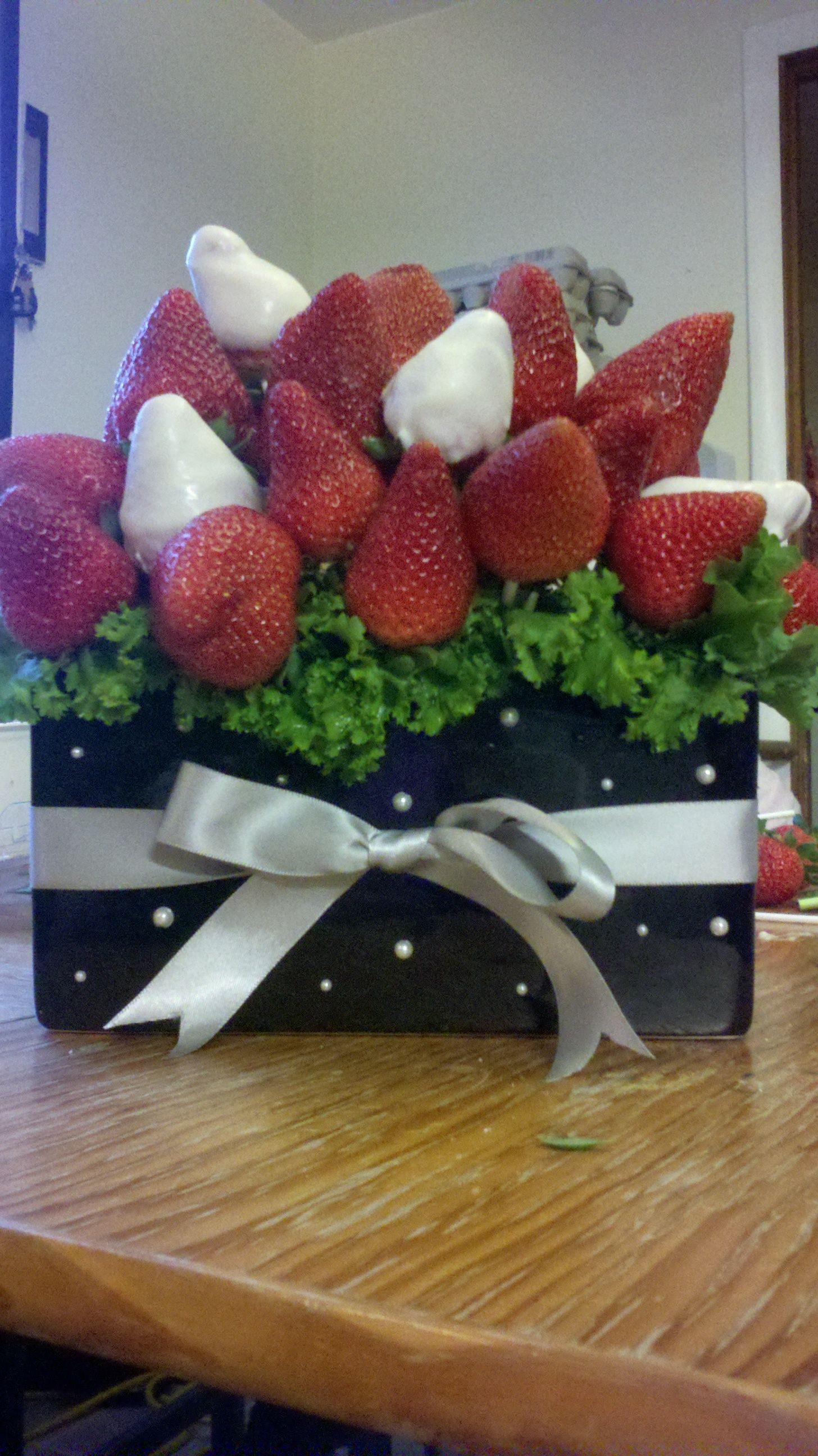 Diy Edible Arrangement Diy Edible Arrangements Edible