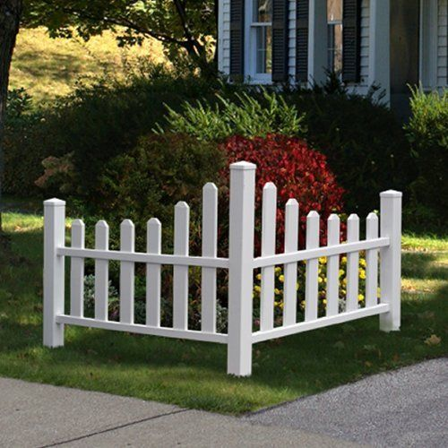 Picket Fence Ideas For Instant Curb Appeal Ideas For The