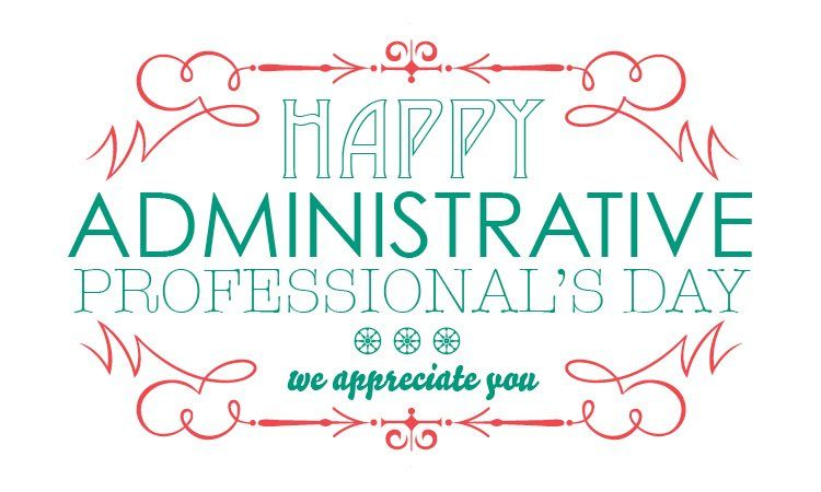 Adminprofessionalsday Hashtag On Twitter Administrative Professional Day Admin Professionals Day Administrative Professional
