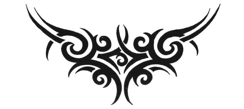 tribal tattoo on lower back - Google Search | Lower back tattoo ...