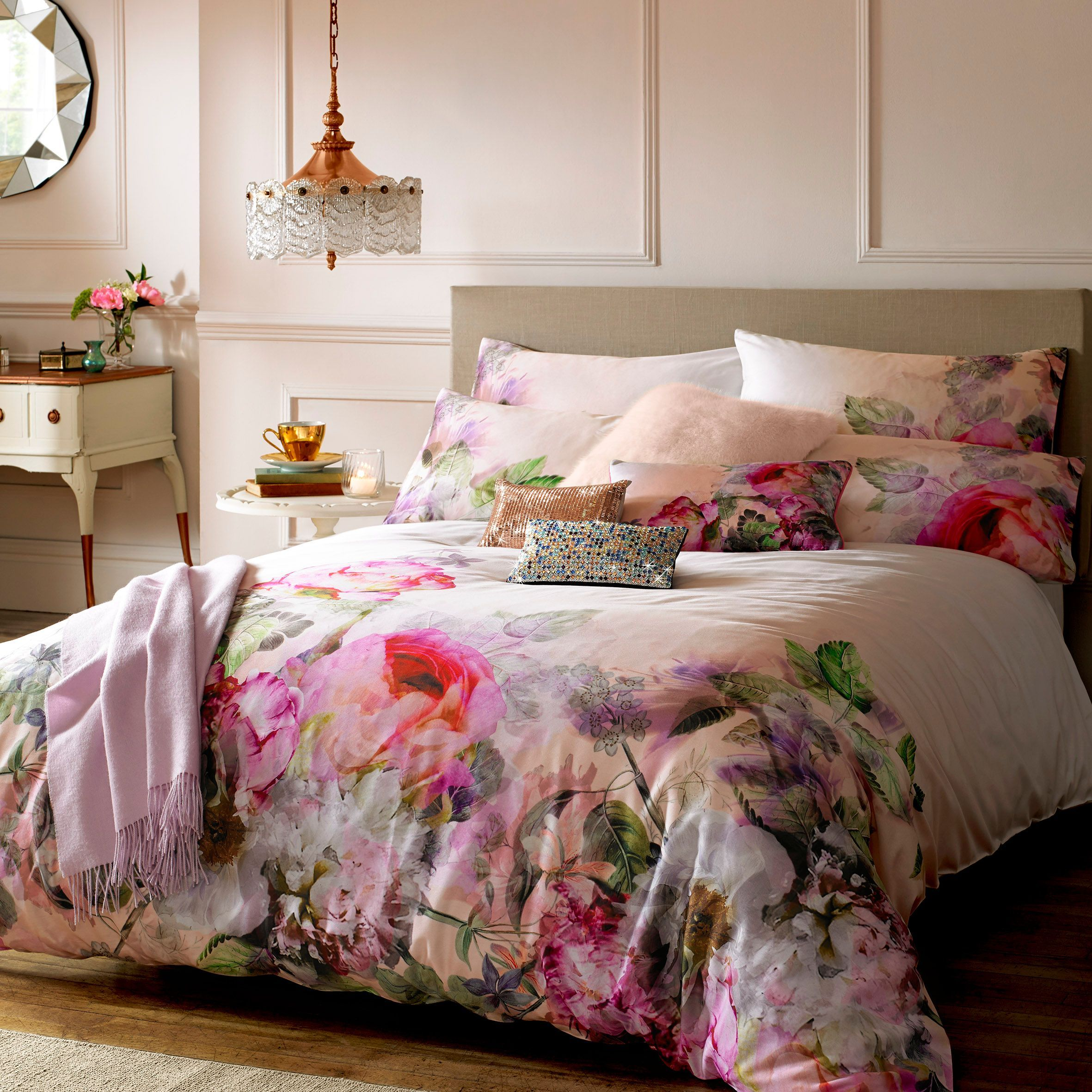 Love This Ted Baker Bedding Bedroom Interior Design Luxury Bedroom Interior Interior Design Bedroom