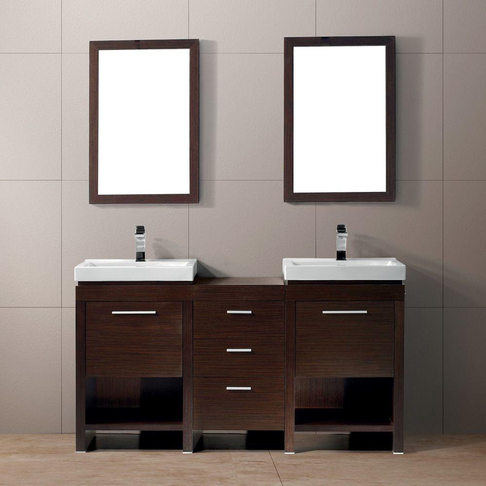 Vigo Adonia Bathroom Vanities Set