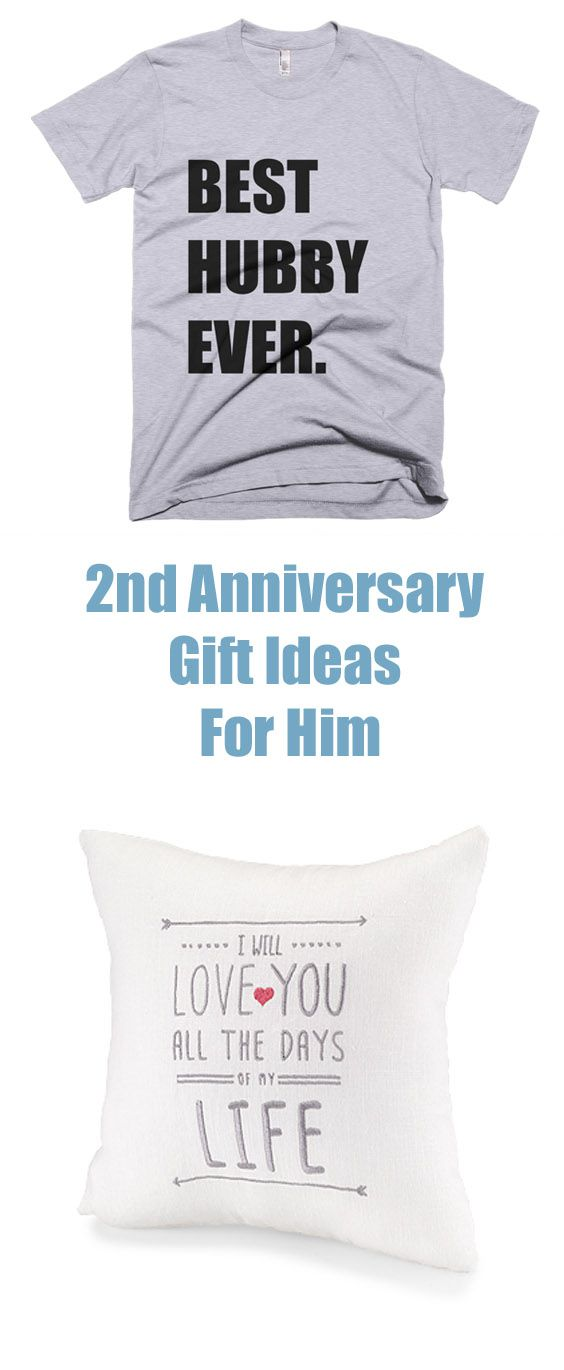 2nd Anniversary Gift Ideas For Him Are Traditionally In Cotton Lots Of Gorgeous