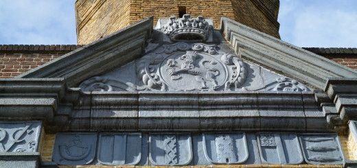 Van Der Stel entrance to Castle
