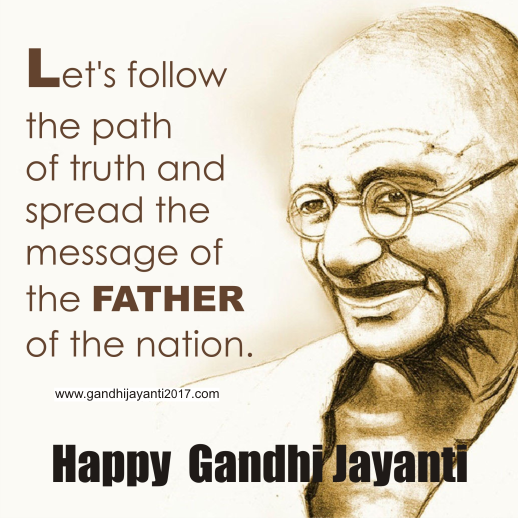 Best Happy Gandhi Jayanti Images (With images) Happy
