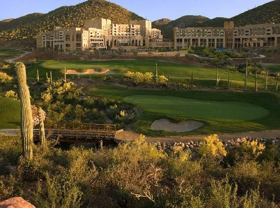 I Ve Personally Done A Site Visit For Group Business Jw Marriott Starr P Resort Spa Tucson Az And Also Had An Awesome Dinner