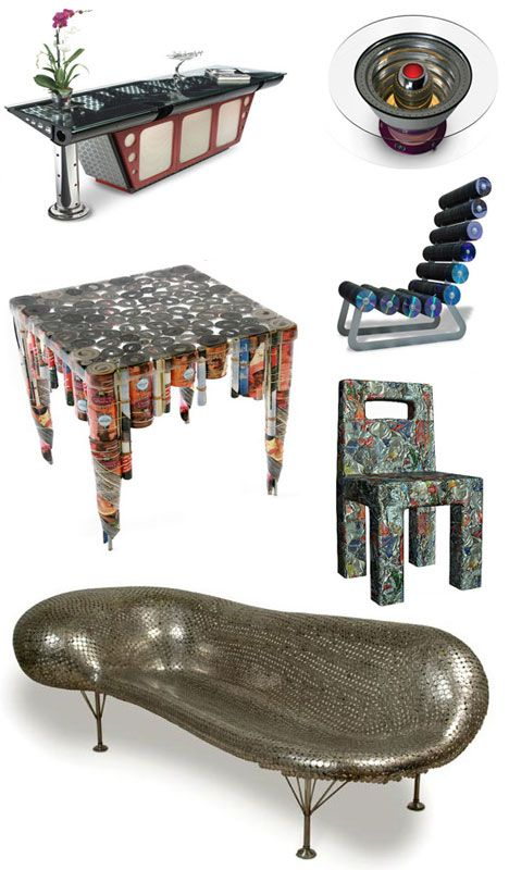recycled paper furniture. Many Modern And Contemporary Recycled Furniture Designs Are Now Made Using Reclaimed Or Wood, Paper Metal. Most Interesting About This