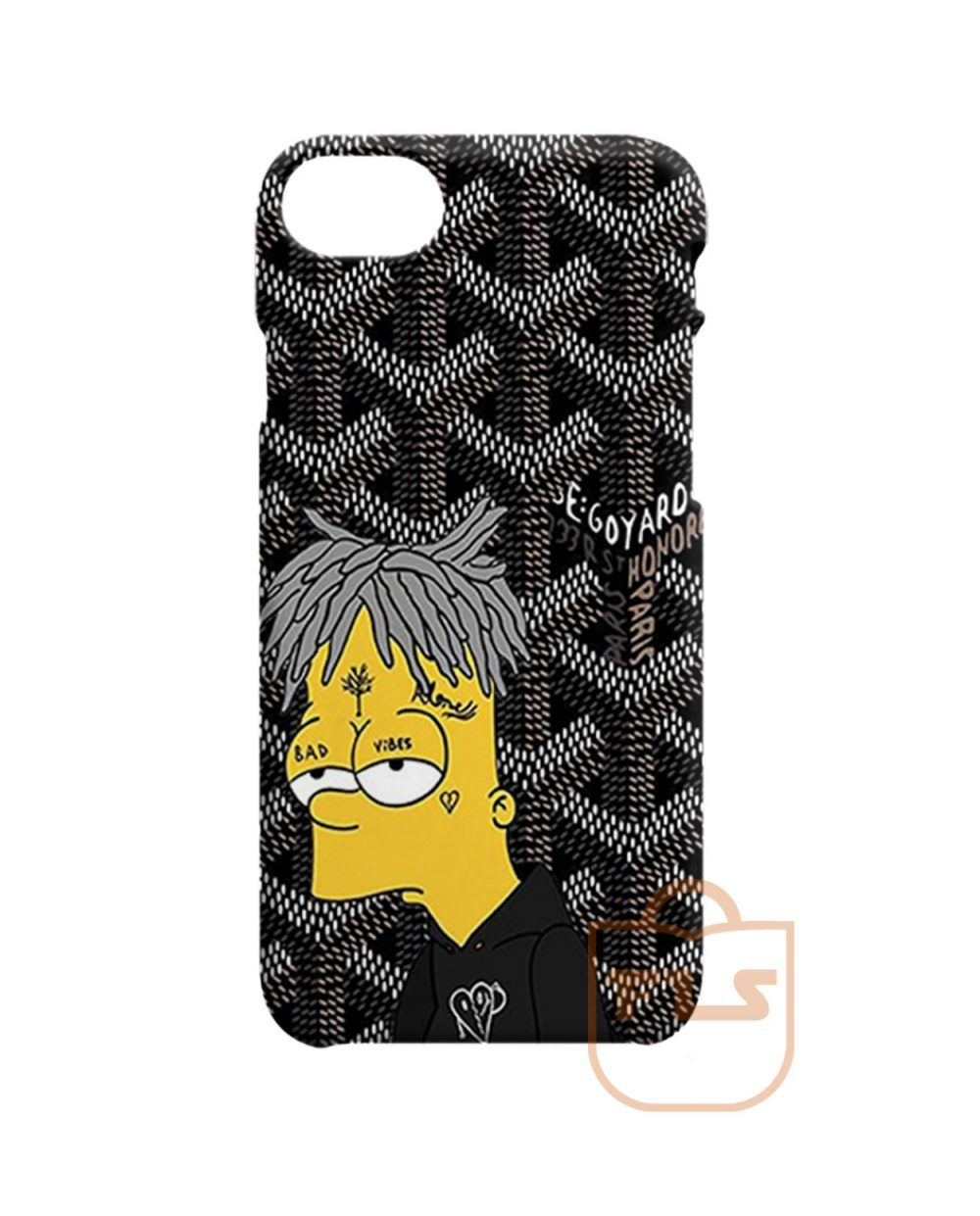buy online 9d36b d6261 XXXTENTACION Bart GOYARD iPhone Cases in 2019 | Custom iPhone Cases ...