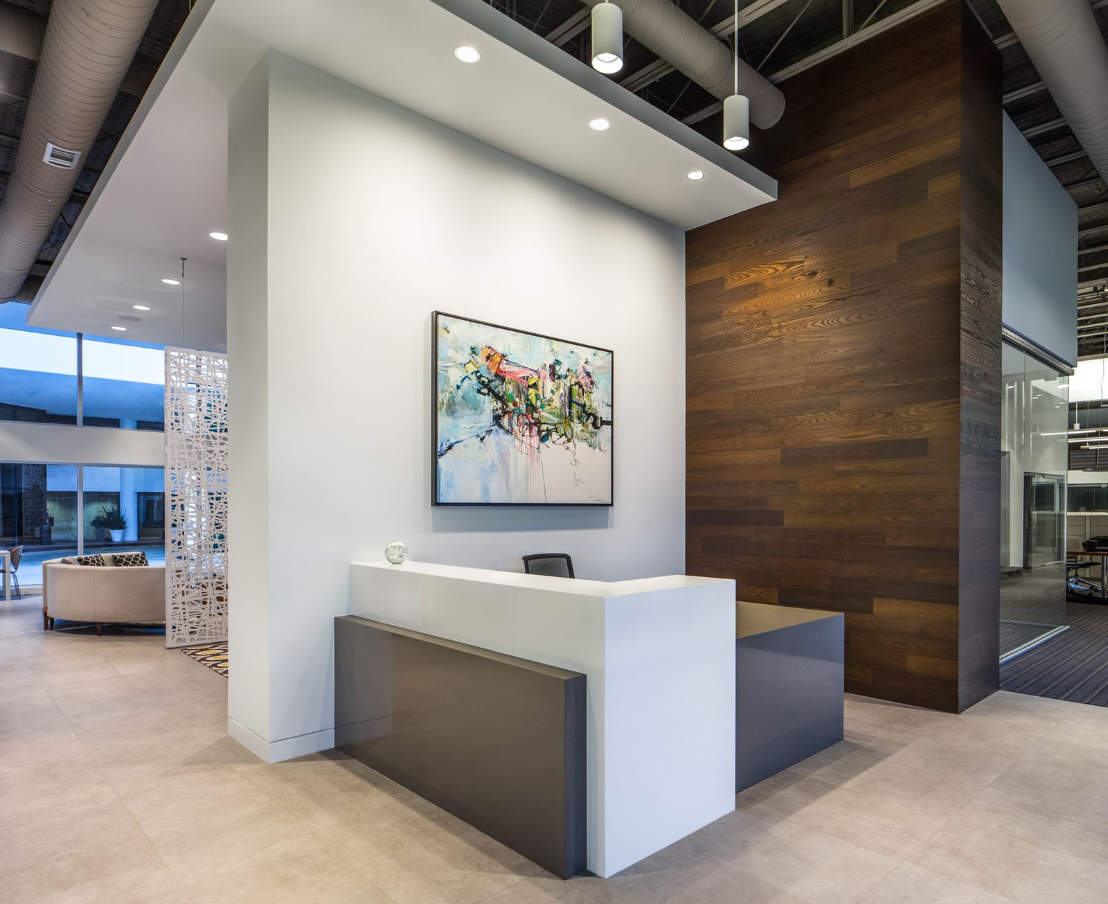 Office Tour GliddenSpina Partners West Palm Beach Offices