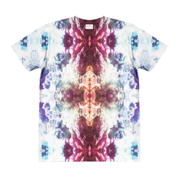 This Collection of Statement Casuals From Ovidius is Visually Vivid #Fashion #Art trendhunter.com