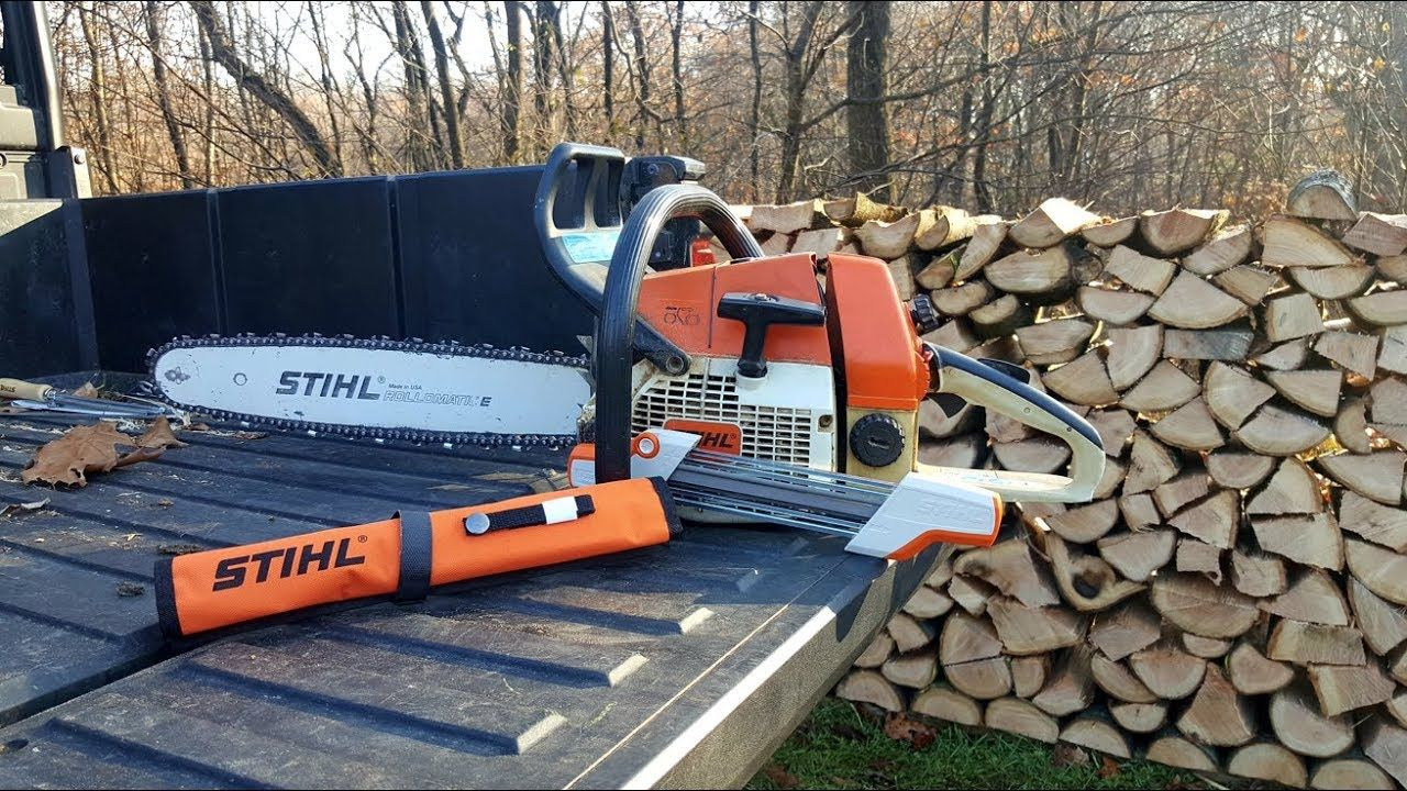 how to sharpen a chainsaw with a drill