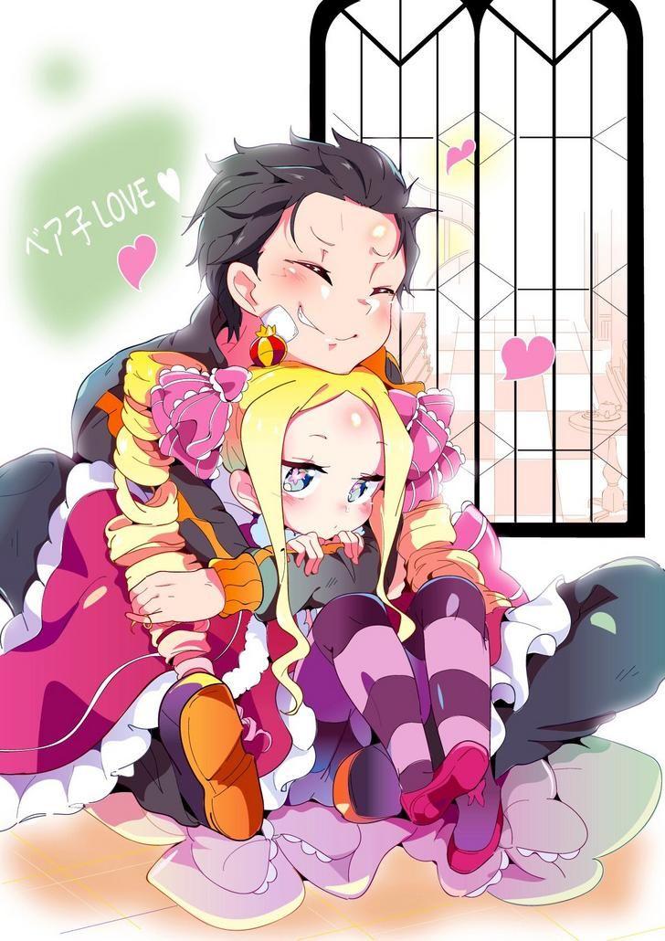 Media Daily Subaru Beatrice Edition 73 Anime Anime Art Beatrice Re Zero