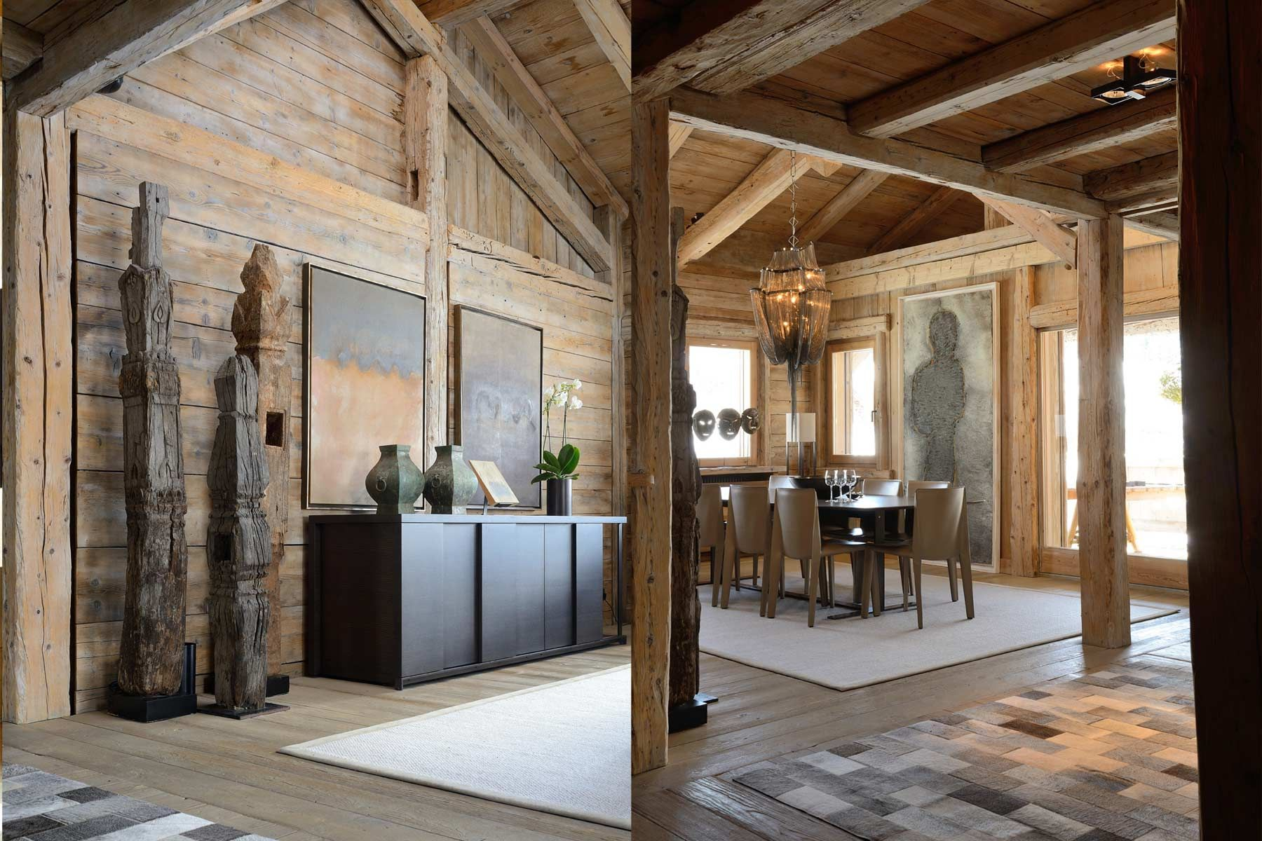 www.dorga.fr intemporel-decoration-interieur-chalet.php | Fuste ...