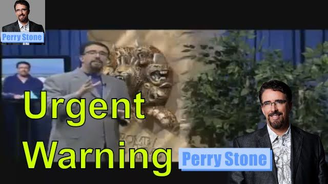 Perry Stone Prophecy Study Bible Ministries 2016 - PERRY STONE URGENT WARNING TO AMERICA!