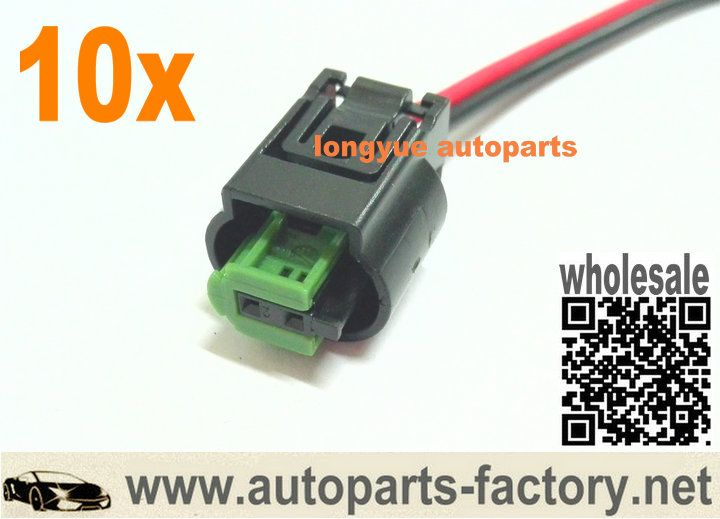 Longyue Connector Repair Harness Side Repeater Wing Indicator Xgb000030 Xgb100310l Vw Jetta Nozzle Repair