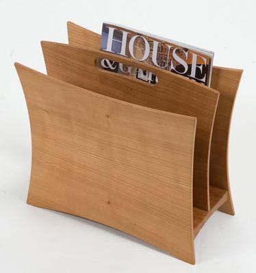 Magazine rack for the home pinterest woods book for Trendy magazine rack