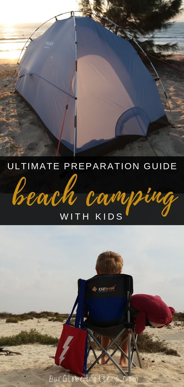 Photo of Ultimate preparation guide for desert and beach camping