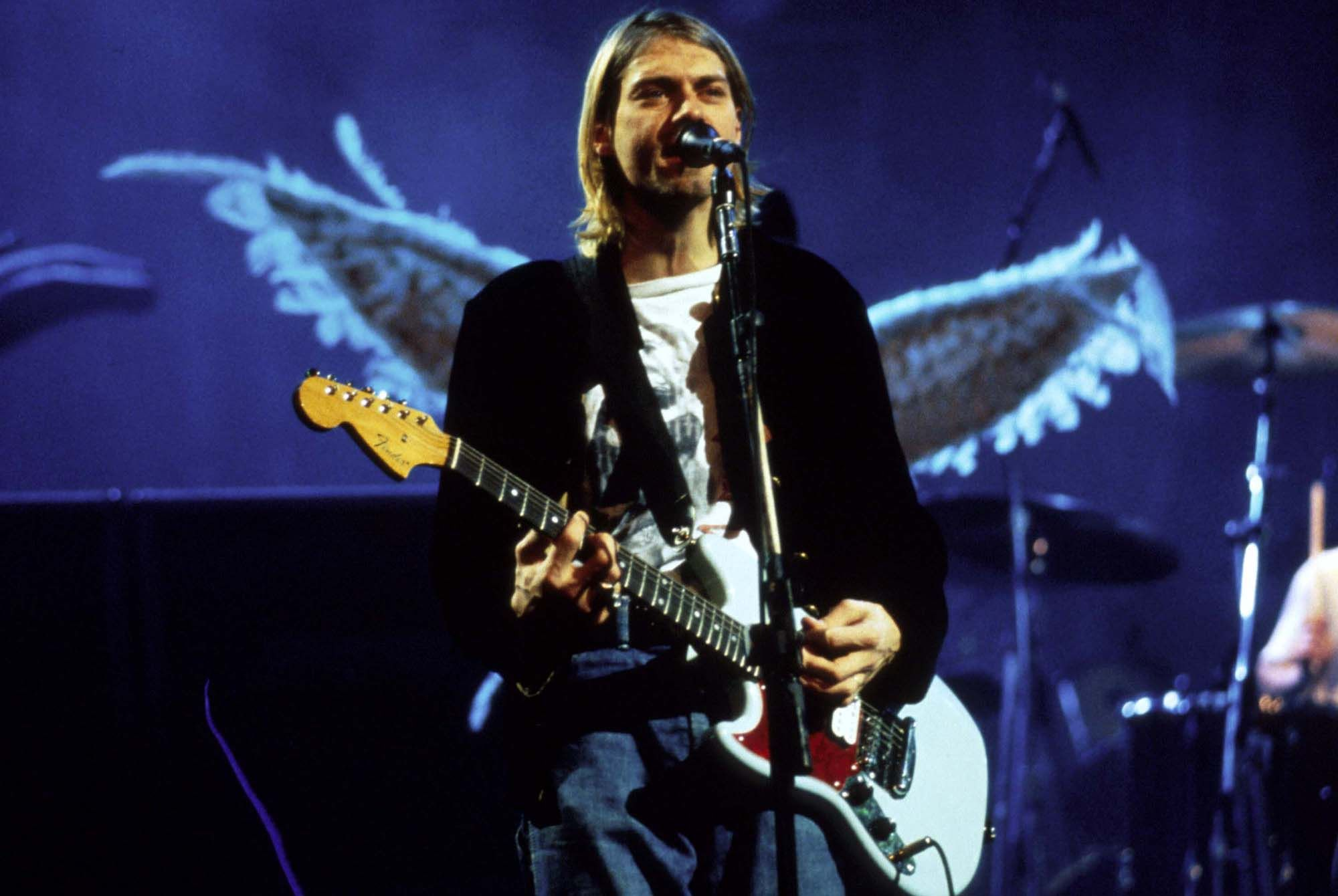 Find this Pin and more on Icons Kurt Cobain