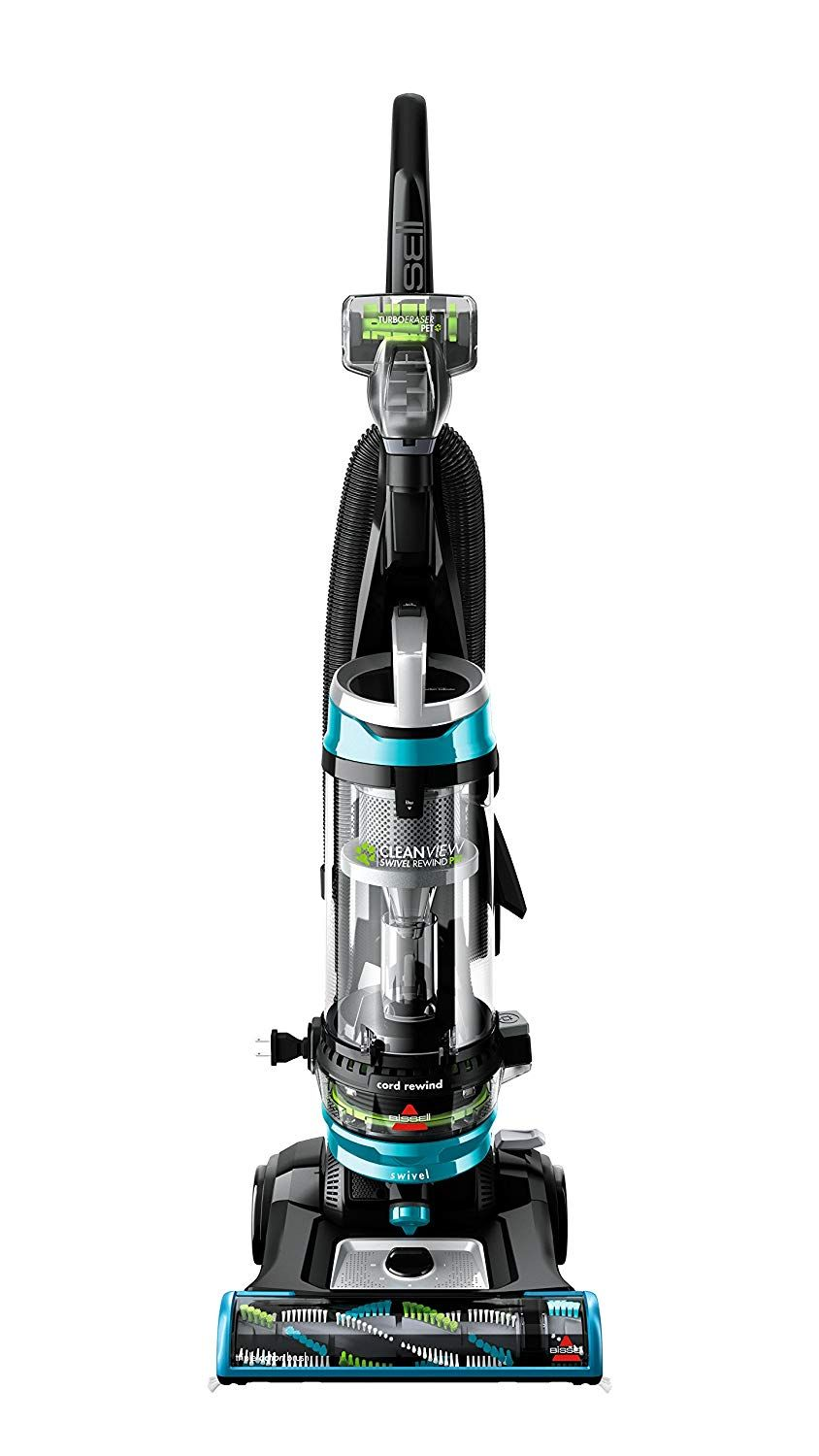 Bissell Cleanview Swivel Rewind Pet Vacuum Cleaner Review Dog