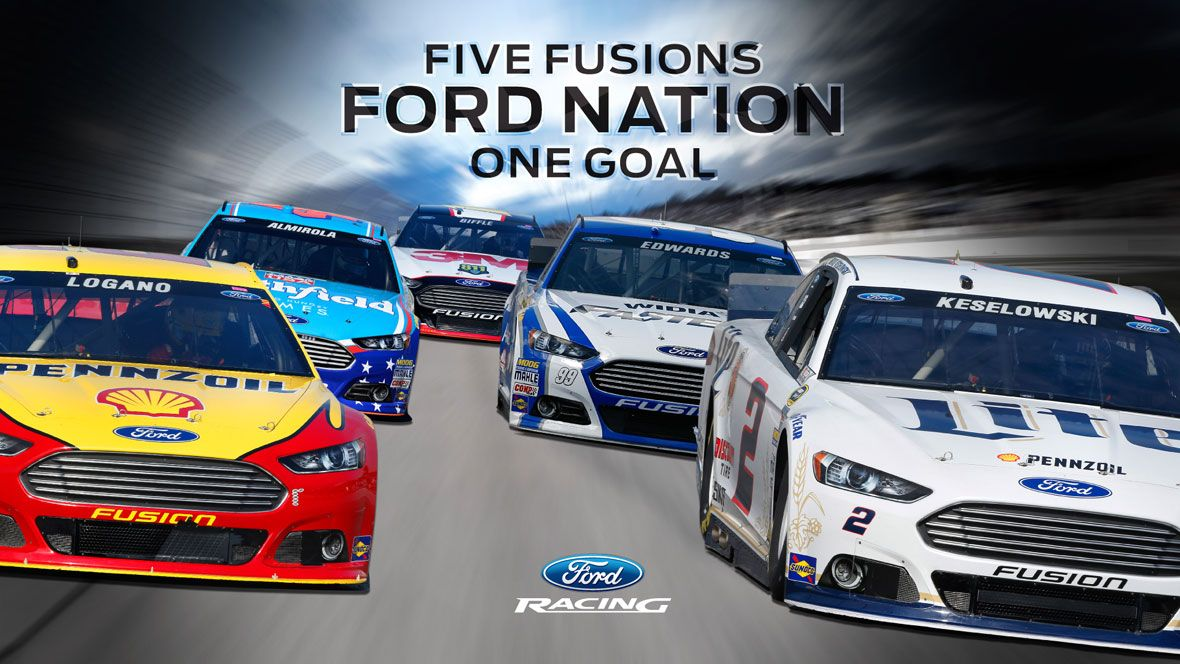 Confirmation | Join Ford Nation