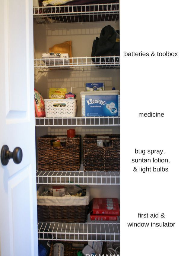 How to Organize Your Medicine Cabinet for Winter #organizemedicinecabinets organize your medicine cabinet #organizemedicinecabinets