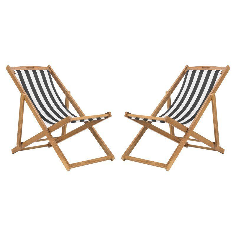 Winston Patio Chair Kursi Santai Halaman Belakang Pantai