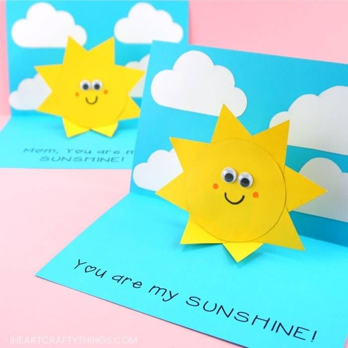 21 Adorable Father S Day Card Ideas You Can Make At Home You Are